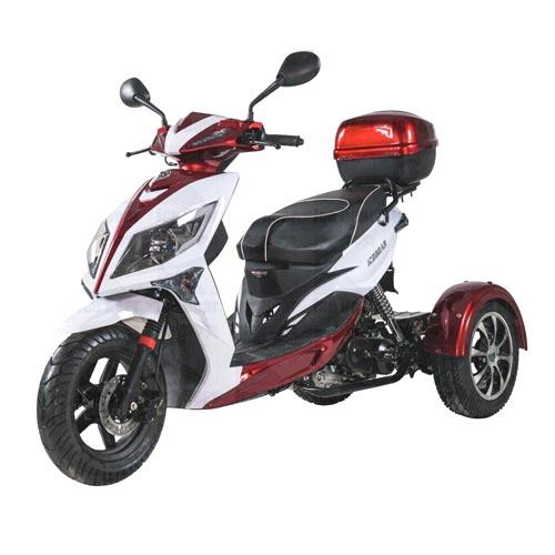 Icebear-Trike-Red