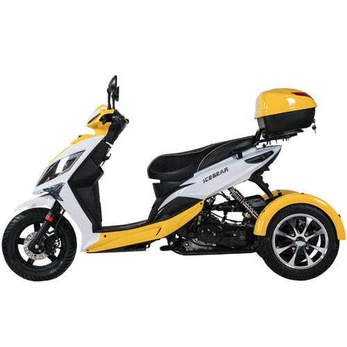 Icebear-Trike-Yellow-Side